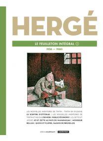 Hergé, le feuilleton intégral - Tome 8 - Casterman