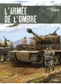 L'ARMEE DE L'OMBRE - INTEGRALE - Les éditions Paquet