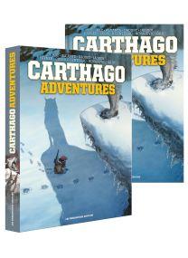 Carthago Adventures - Intégrale  - sous coffret - Les Humanoïdes Associés