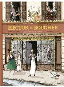 Hector le boucher : adieu veaux, vaches, cochons ! - Jungle