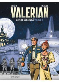 Autour de Valérian - tome 2 - Dargaud