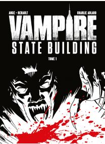 Vampire State building 01 Edition NB - Soleil