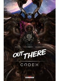Out There - Codex - Delcourt