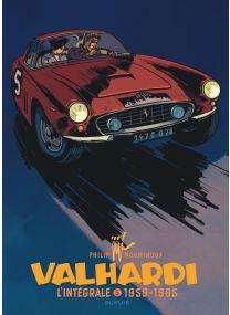 Tome5 : Valhardi, L'intégrale, tome 5 (1959-1965) - Dupuis