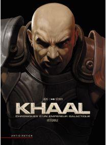 Khaal Chroniques d'un empereur galactique Intégrale - Tomes 1 et 2 - Soleil