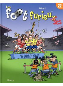Les Foot Furieux T.22 - Kennes Editions