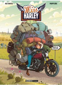 MISS HARLEY - Tome 2 - Bamboo