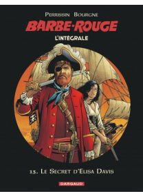 Barbe-Rouge - Intégrales - tome 13 - Dargaud
