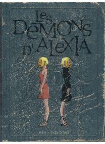 Tome2 : Les démons d'Alexia - L'intégrale (tomes 5 à 7) - Dupuis