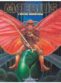 Mœbius Œuvres - Intégrale : L'Œuvre hermétique - Les Humanoïdes Associés