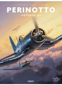 ARTBOOK PERINOTTO - TOME 4 - Les éditions Paquet