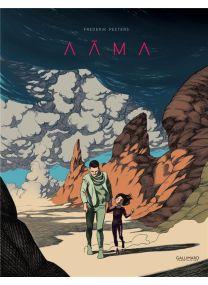 Aâma ; INTEGRALE T.1 A T.4 ; aâma - Gallimard