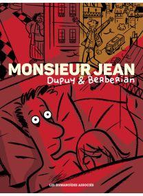 Monsieur Jean - Intégrale - Les Humanoïdes Associés
