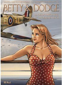 Betty & Dodge ; COFFRET VOL.4 ; T.7 ET T.8 ; deux anglaises dans le Troisième Reich - BD Must