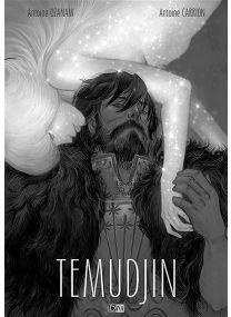 Temudjin : l'intégrale - Daniel Maghen