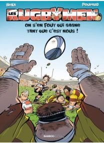 LES RUGBYMEN - Tome 17 - Bamboo