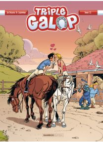 Triple Galop - Tome 15 - Bamboo