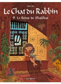 Le Chat du Rabbin - tome 9 - Dargaud
