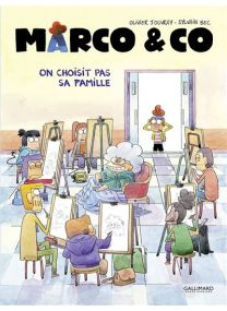 Marco & Co (Tome 2) - Gallimard
