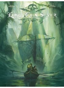 Long John Silver intégrale - tome 2 - Dargaud