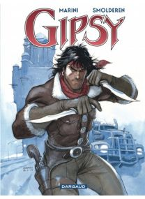 Gipsy - Intégrales - tome 0 - Dargaud