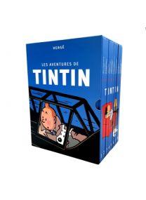 Coffret intégral Tintin (2019) - Casterman