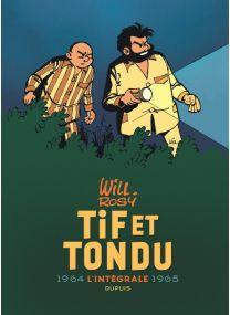 Tome4 : Tif et Tondu - Nouvelle Intégrale, tome 4 - Dupuis