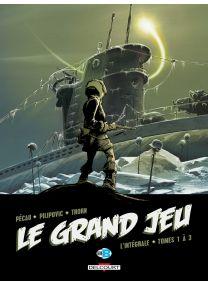 Grand Jeu - Intégrale 01 à 03 - Delcourt