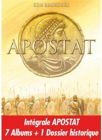 Apostat ; INTEGRALE T.1 A T.7 - BD Must