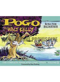 Pogo, par-delà les étendues sauvages : l'intégrale des comic strips - Akileos