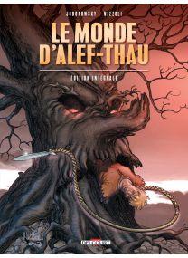 Monde d'Alef-Thau Intégrale - Delcourt