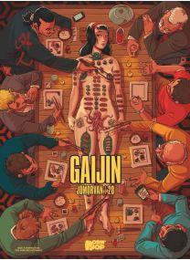 Gaijin - Glénat