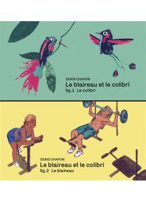 Le petit blaireau et le colibri : le petit blaireau | Le petit blaireau et le colibri : le colibri - FLBLB