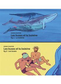 Les triples buses et la baleine : la baleine | Les triples buses et la baleine : les triples buses - FLBLB