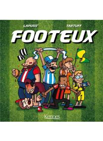 Les Footeux T01 - Kennes Editions