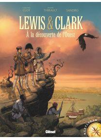 Lewis & Clark - Glénat
