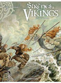 Sirènes et Vikings T2 : Écume de nacre - Les Humanoïdes Associés