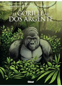 Le Gorille au dos argenté - Glénat