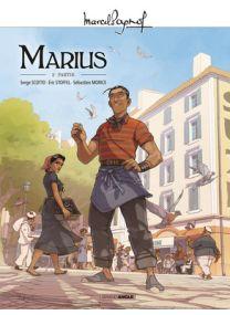 Marius - Tome 2 - Grand Angle