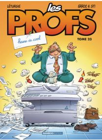 Profs (les) - Tome 23 - Bamboo