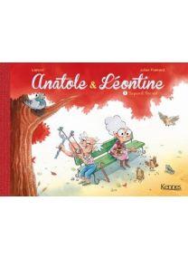Anatole et Léontine T.1 ; suspends ton vol - Kennes Editions