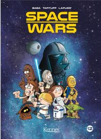 Space wars T.2 - Kennes Editions