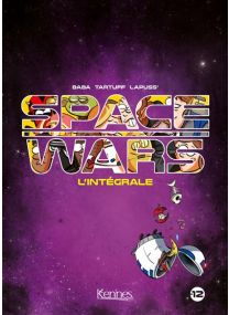 Space wars ; COFFRET T.1 A T.3 - Kennes Editions