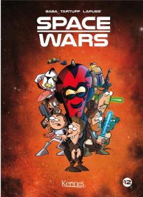 Space wars T.1 - Kennes Editions