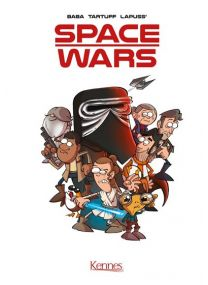 Space wars T.3 - Kennes Editions