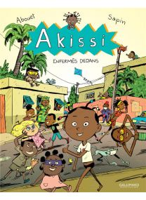Akissi 10 - Gallimard