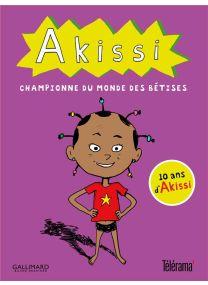 Akissi ; COFFRET - Gallimard