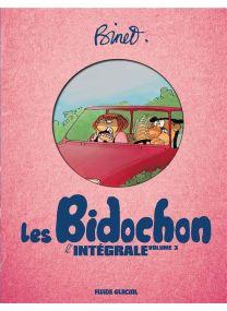 Les Bidochon ; INTEGRALE VOL.3 ; T.9 A T.12 - Fluide Glacial