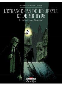 Étrange cas du Dr Jekyll et de Mr Hyde, de R.L. Stevenson - Intégrale - Delcourt