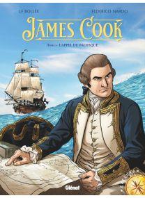 James Cook - Tome 01 - Glénat